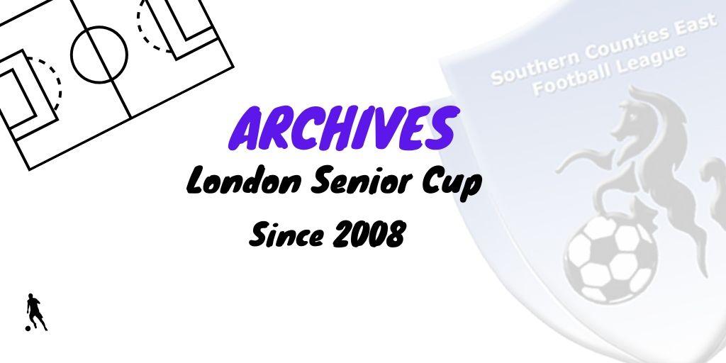 scefl london senior cup
