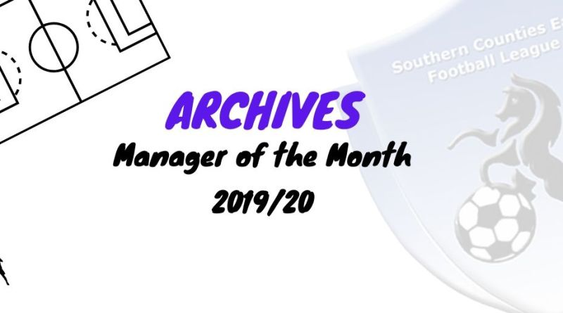scefl manager of the month