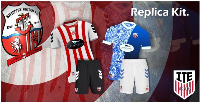 sheppey united kits