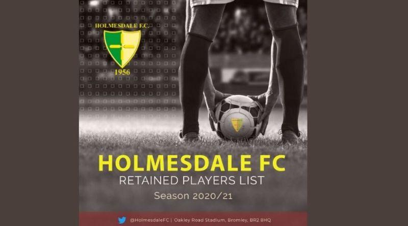 Holmesdsale retained list scefl