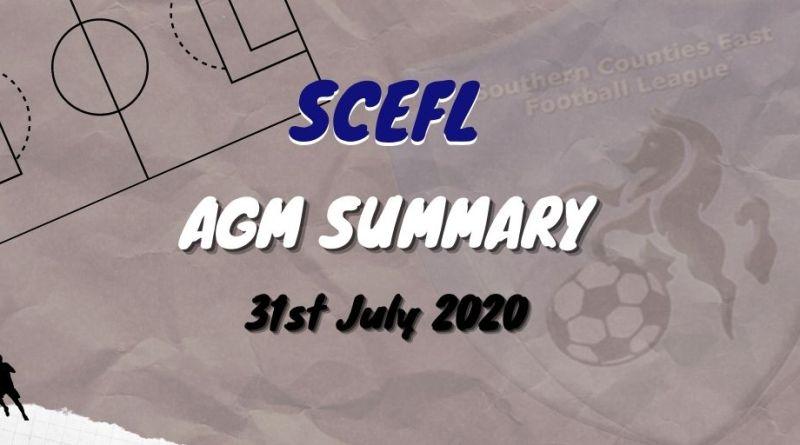 agm summary scefl