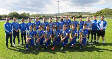 snodland town first team