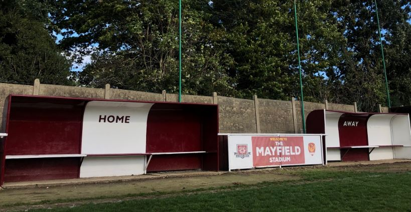 mayfield stadium afc Croydon