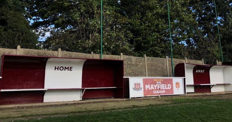 mayfield stadium afc Croydon