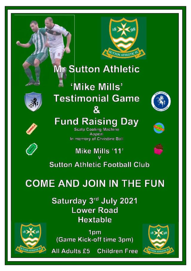 SAFC - Mike Mills Testimonial Game & Charity Day - Flyer pdf-page-001
