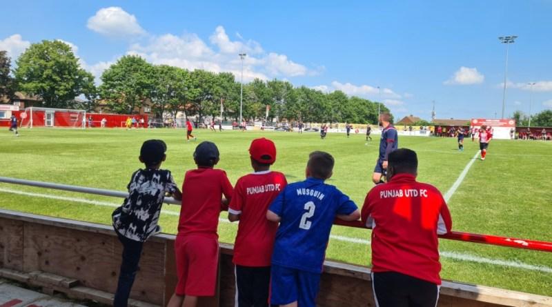 Punjab United v Chatham Town