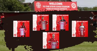 Punjab United signings 5