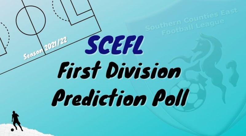 SCEFL First Div Prediction.