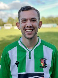 Jake Hampson Defender rusthall
