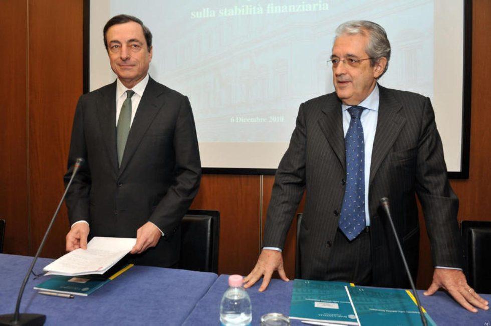presentazione del Rapporto sulla stabilità finanziaria di Banch'Italia