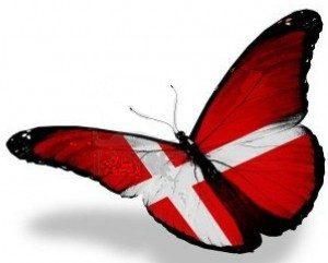 Risultati immagini per bandiera danese