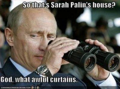 Putin Palin