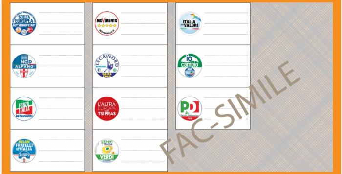 Fac-simile-scheda-elettotale-IV-Circoscrizione-Italia-meridionale-700x357