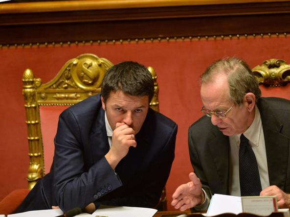 Raccomandazioni UE all'Italia: UNA VALANGA DI TASSE
