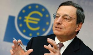 Mario Draghi-euro