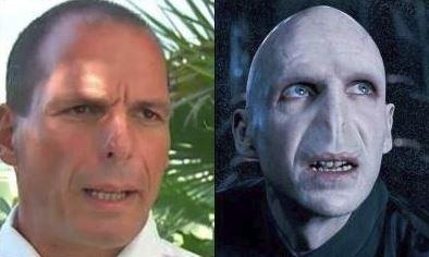 Varoufakis-Voldemort