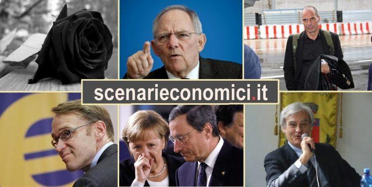 La BCE ormai Kapò della Troika, dovrebbe vergognarsi per come si è comportata con la Grecia! (di Antonio Maria Rinaldi)