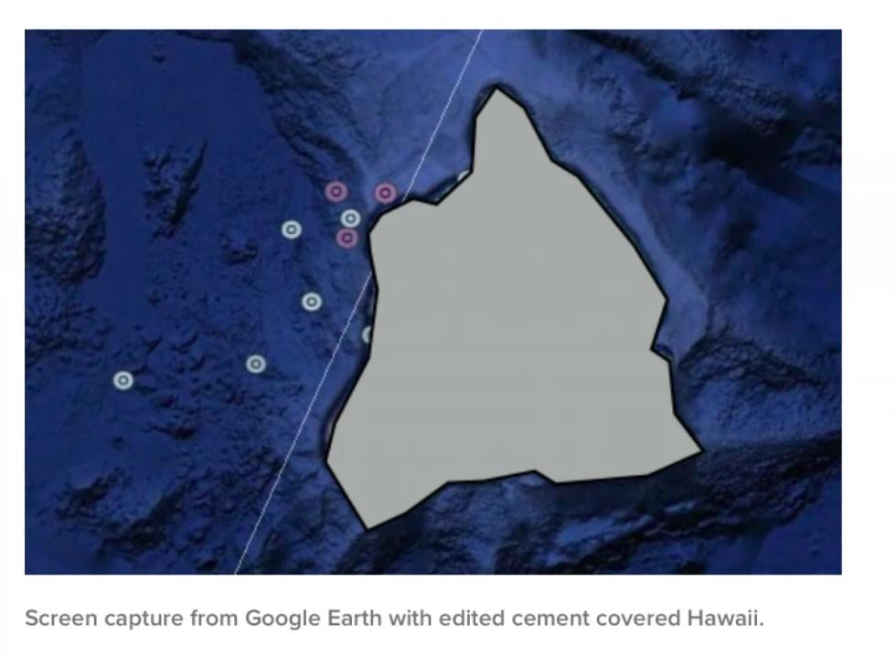 100 anni hawaii