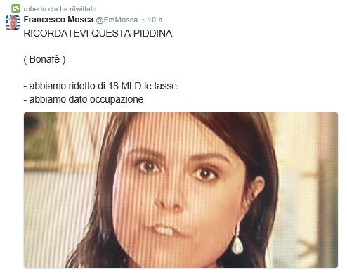 BONAFE' E LE BALLE SPAZIALI