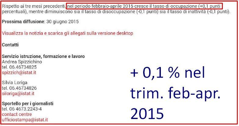 ALITALIA VOLA COME ITALIA istat quanta crescita trimestre