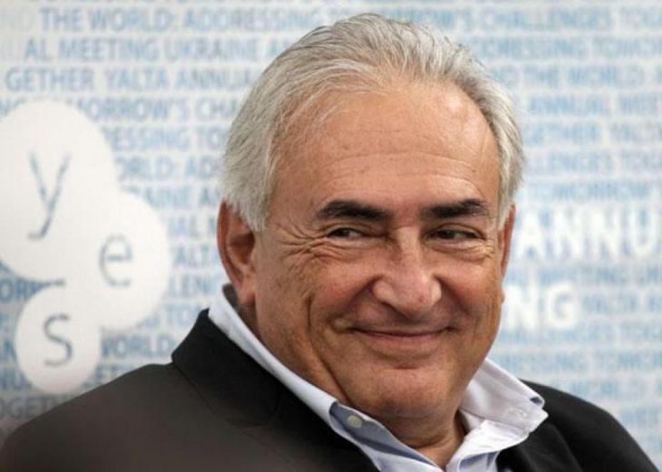 Dominique Strauss Kahn torna in gioco… contro la Germania