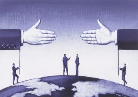 Corso di relazioni internazionali: quindicesima lezione. Architettura finanziaria internazionale.