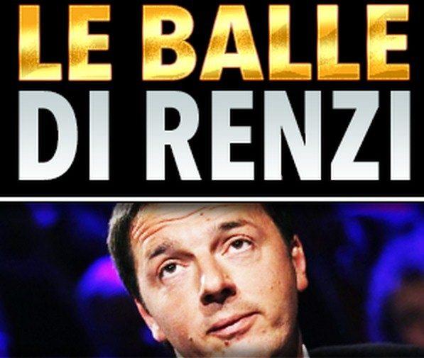 LE BALLE DEL GOVERNO RENZI SULL'OCCUPAZIONE: LA VERITA' SU QUEL 36% IN PIU' DI CONTRATTI STABILI (di Giuseppe PALMA)
