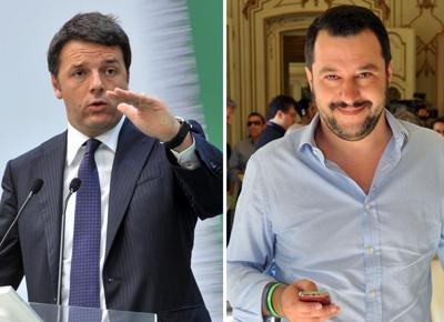 """LA MOSSA DI RENZI CONTRO SALVINI: ricreare una """"Questione meridionale"""" (di Gianni Candotto)"""
