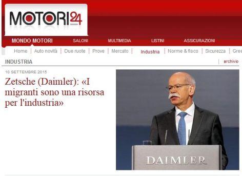 FireShot Screen Capture #221 - 'Zetsche (Daimler)_ «I migranti sono una risorsa per l'industria» - Il Sole 24 ORE' - www_motori24_ilsole24ore_com_Industria-Protagonisti_2015_09_Dieter-Zetsche-president
