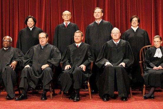 L'equilibrio dei poteri negli USA: la corte suprema Americana ed suoi membri, il riflesso della società statunitense