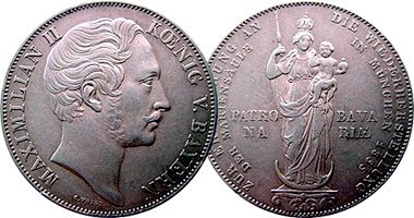 german_states_bavaria_2_gulden_1855