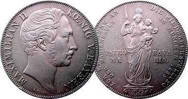 german_states_bavaria_2_gulden_1855
