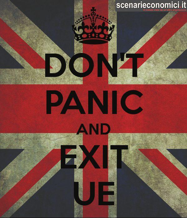 Se non è BRexit è BReak-down
