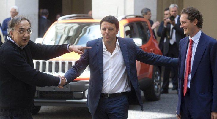 Il capitalismo di Renzi