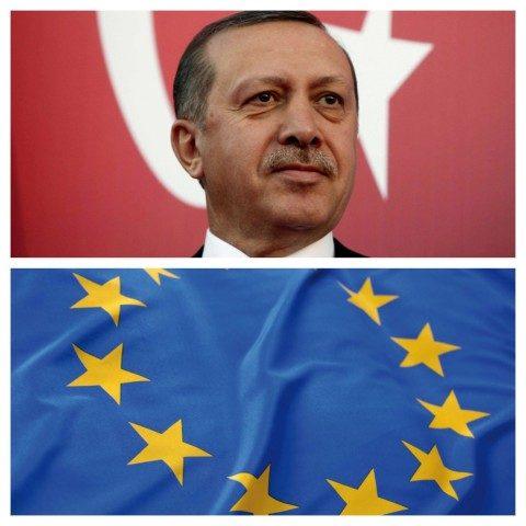 Come l'Europa finì nelle mani del sultano Erdogan. (di Eriprando Sforza)