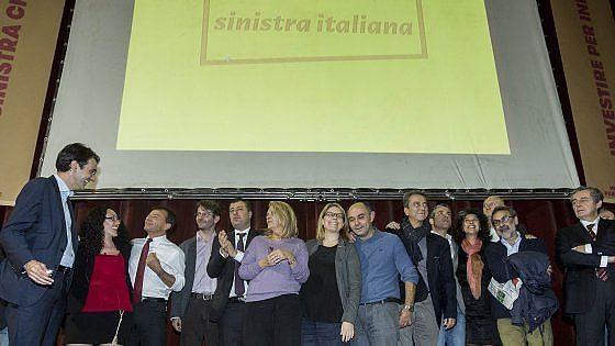 NASCE SINISTRA ITALIANA, nuova formazione politica. Vedremo che strada prenderà-