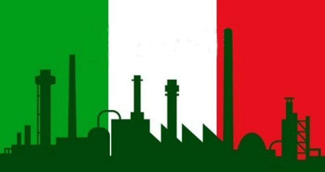Flash: Produzione industriale italiana in aumento ma con riserve.