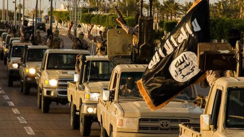 combattente ISIS libia