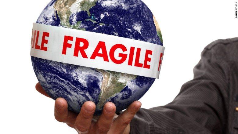 fragile economia