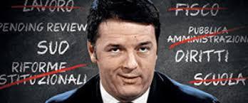 Gli esperti della LUISS bocciano Renzi ( di C. Alessandro Mauceri)