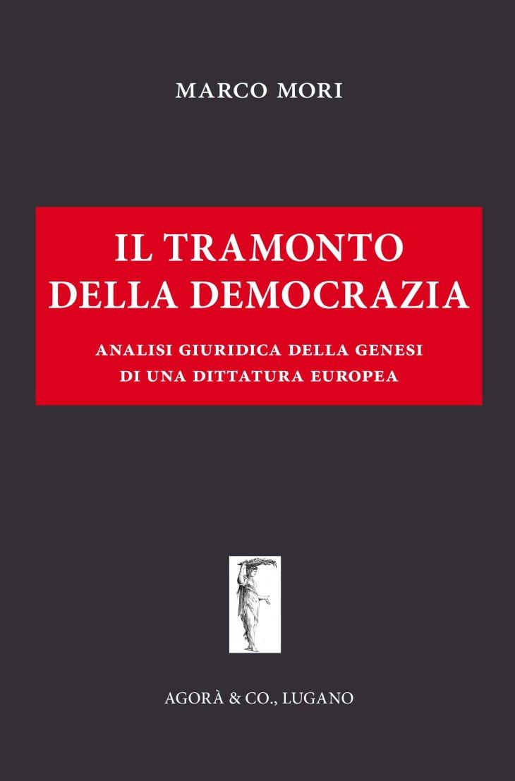 """Video – Intervista con Claudio Messora """"Il Tramonto della democrazia""""."""
