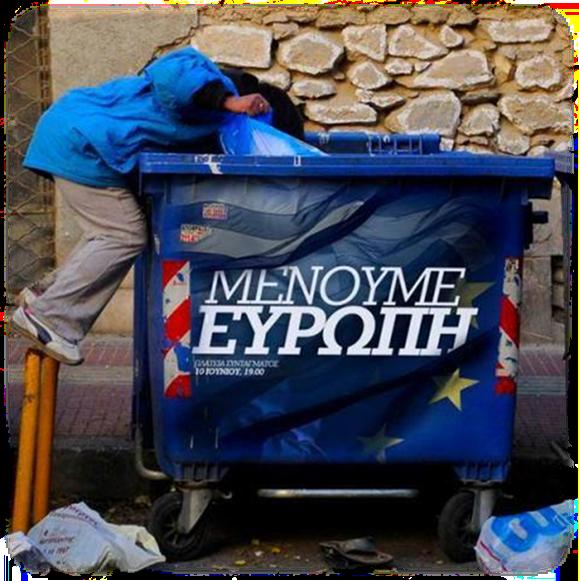 (Breve) breviario democratico della UE