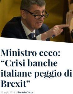 FireShot Screen Capture #365 - 'Ministro ceco_ _Crisi banche italiane peggio di Brexit_ I Wall Street Italia' - www_wallstreetitalia_com_ministro-ceco-crisi-banche-italiane-peggio-di-brexi