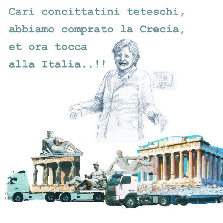 Saldi stagionali di Gianluca Citi