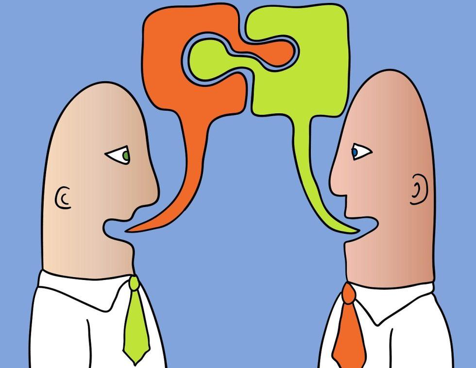 dialog
