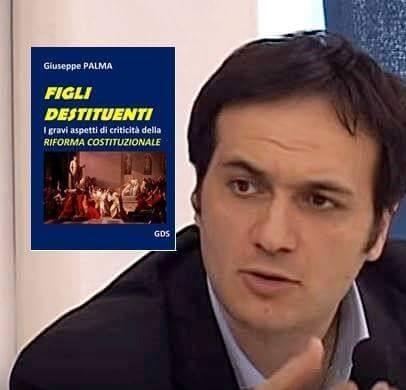 RIFORMA COSTITUZIONALE: parliamo di CONTENUTI. Le ragioni del NO al REFERENDUM COSTITUZIONALE (video e libro di Giuseppe PALMA)