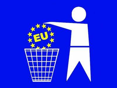 PERCHE' DOBBIAMO LASCIARE L'UNIONE EUROPEA, SPIEGATO IN 10 PUNTI. LASCIARE L'EURO NON BASTA.  (di Giulio Betti)