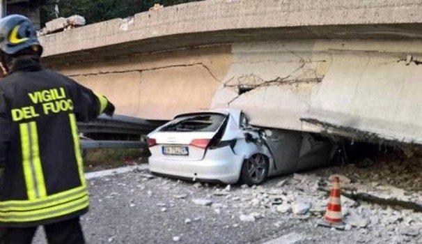 Il ponte di Lecco,  ovvero gli ovvi disastri dell'austeritá