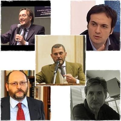 I 5 giuristi italiani che difendono la Costituzione e combattono la dittatura dell'UE e dell'euro