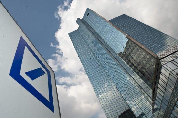 DEUTSCHE BANK VORREBBE SCARICARE I PROPRI ERRORI SU TUTTA L'EUROPA.